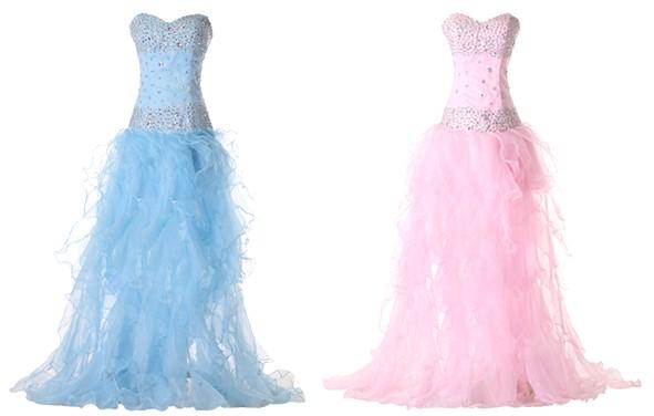 Plesové šaty Beth - více barev  71d8c1bd67