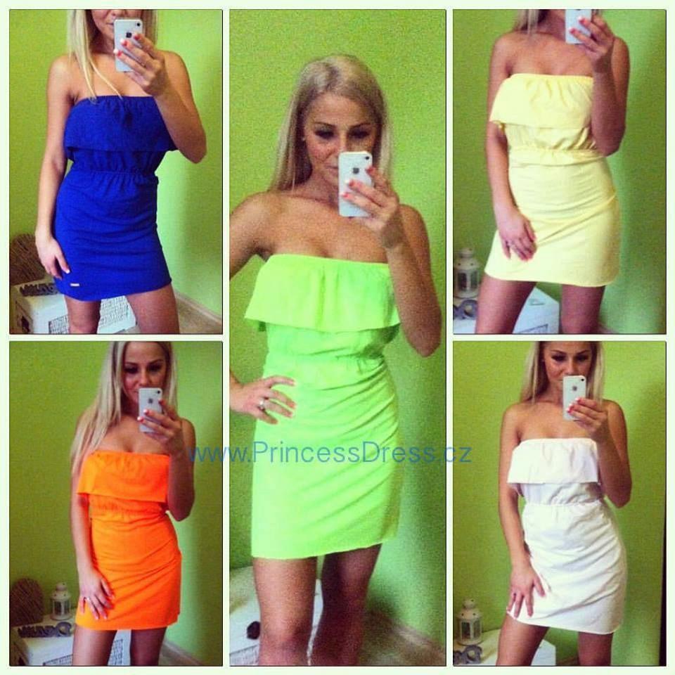 d95cd476007 Výprodej - sleva - koktejlové šaty 24 - více barev