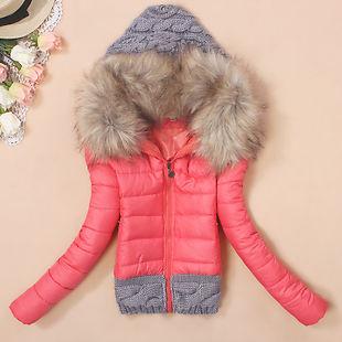 362aa51e5f13 Luxusní zimní bundička s kožíškem