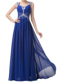 b372d8828e77 Plesové šaty - Samuela - tmavě modré