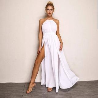 Plesové šaty Monalisa 3 za krk více barev bd670d8e75