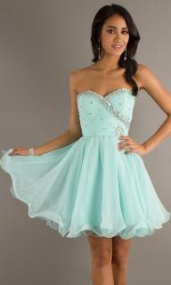 Plesové šaty Abbie - Více barev aa573bd298